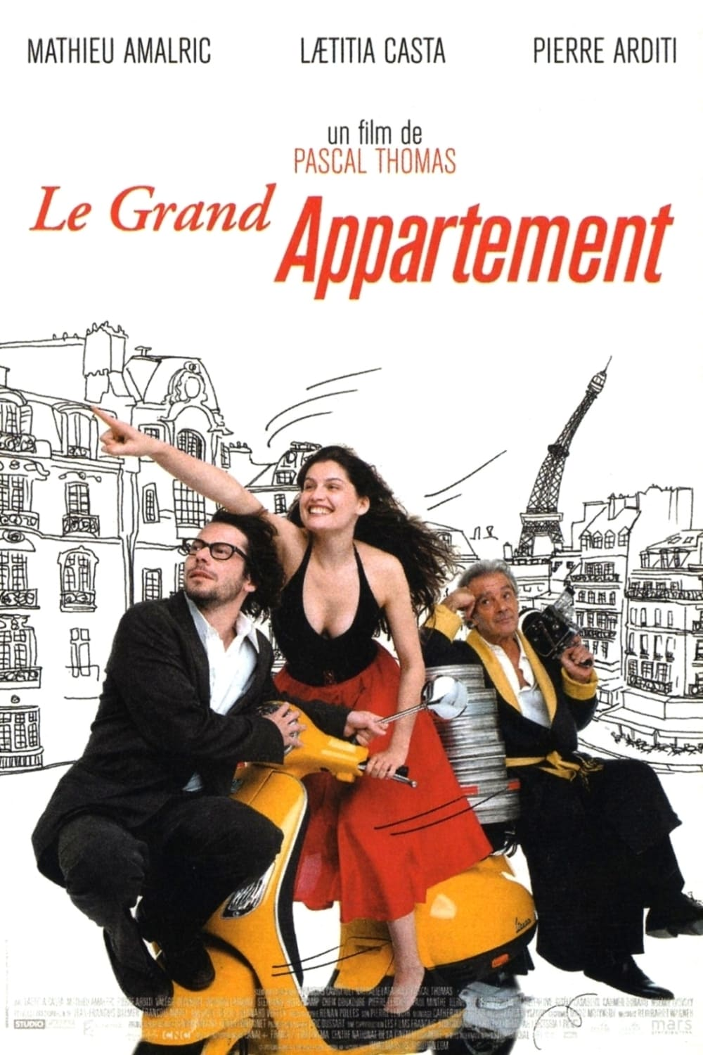 Avenue Montaigne 2006 Movie Where To Watch Streaming Online Reviews