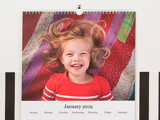 Photo Calendars Create Custom Photo Calendars  Mpix