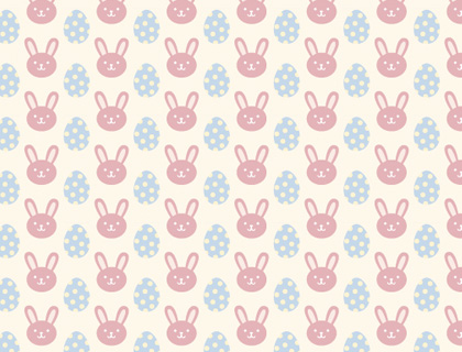 Easter Scrapbook Papers - Mr Printables