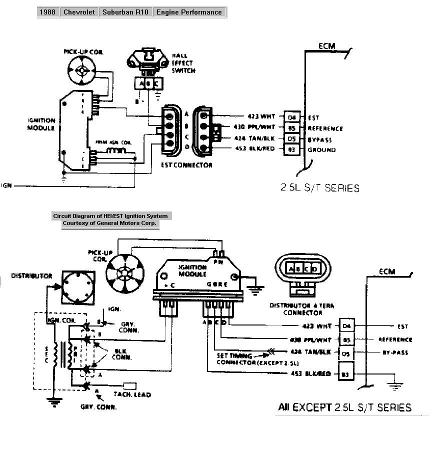 mallory wiring diagram ignition kits chevy