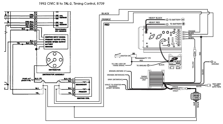 92 civic wiring diagram