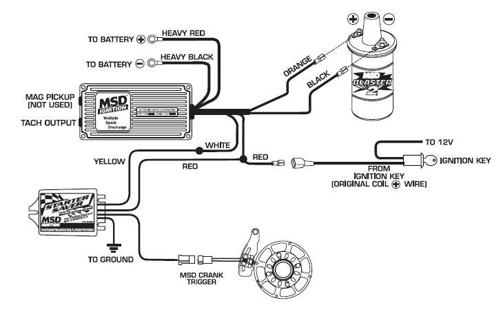 msd wiring schematic