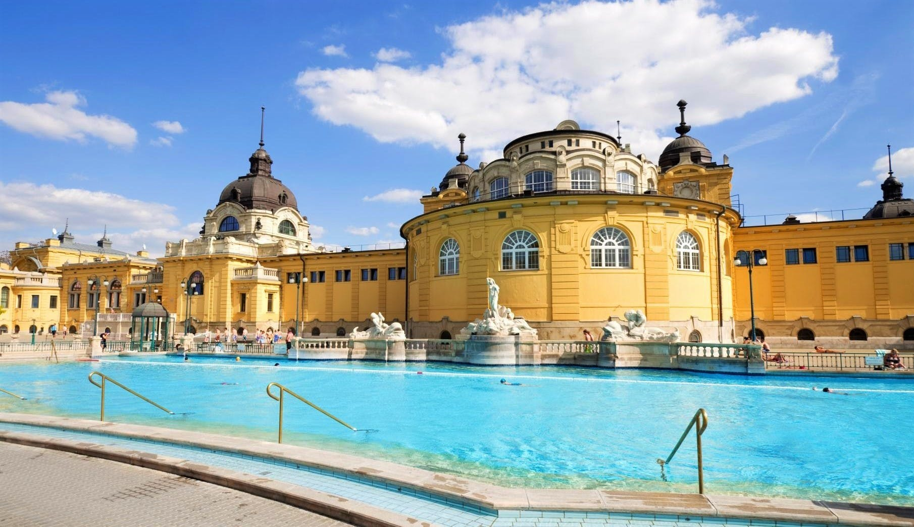 Bagni Termali Budapest Prezzi Széchenyi Thermal Bath Tickets Musement