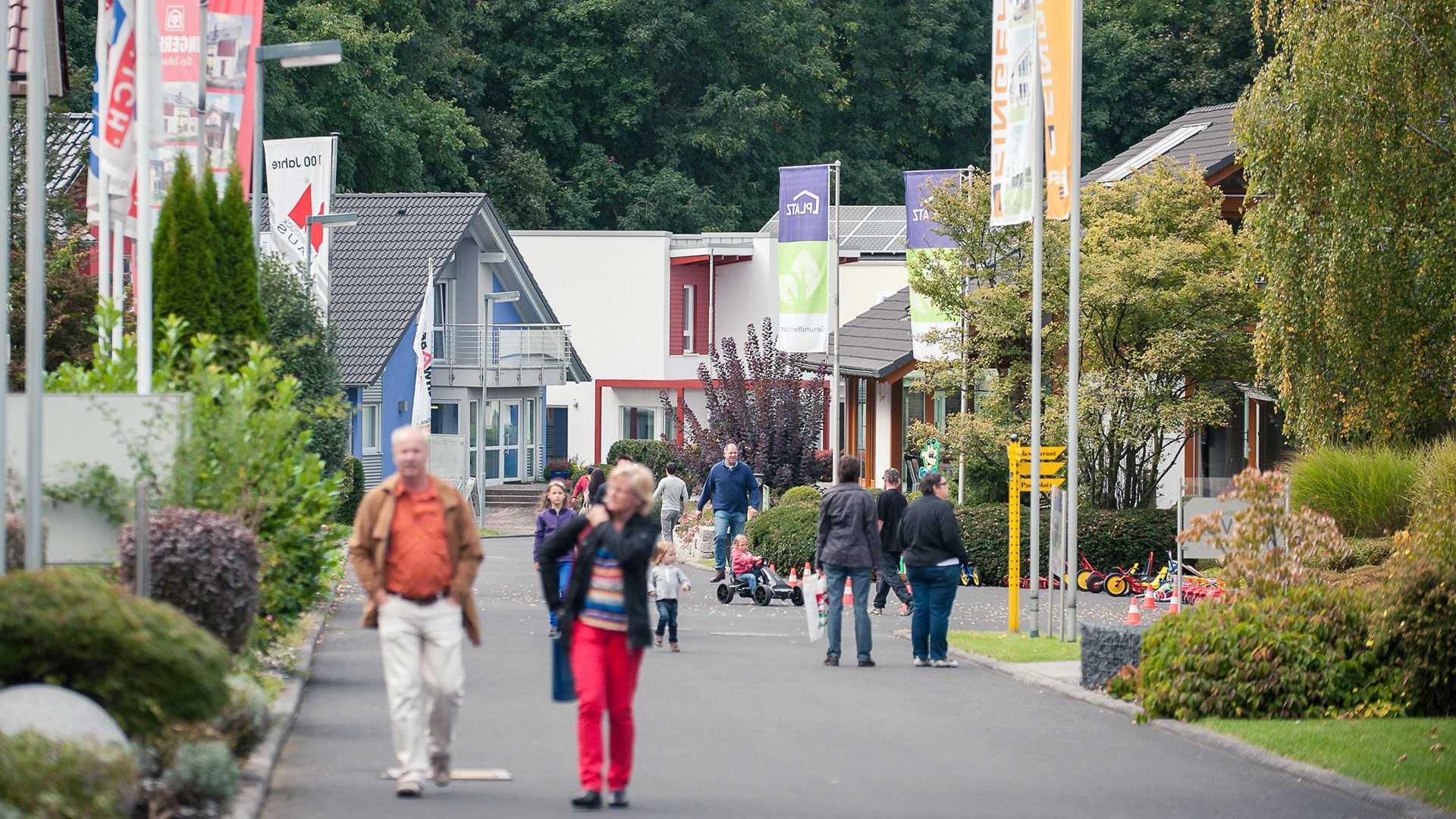 Musterhausausstellung In Bad Vilbel