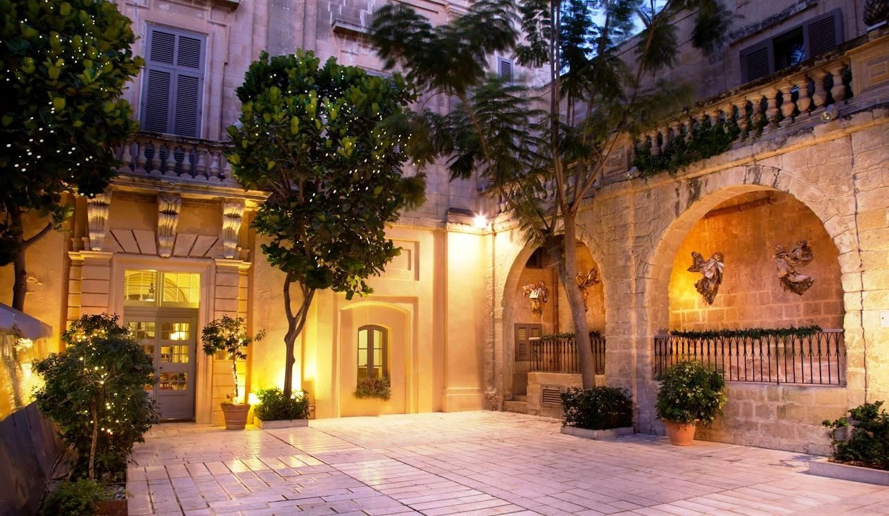 Relais Et Chateaux The Xara Palace Relais Chateaux In Malta My Guide Malta