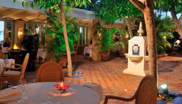 El Patio Restaurant in Tenerife