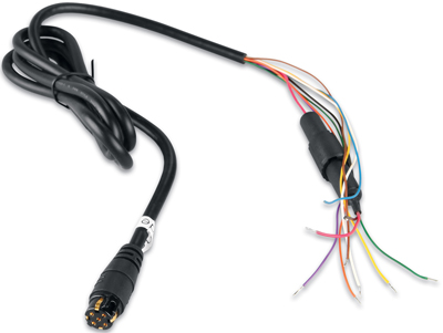 Garmin 695 / 696 Power / Data Cable (bare wires) - MyPilotStore