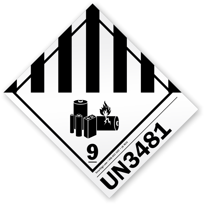machinery warning labels