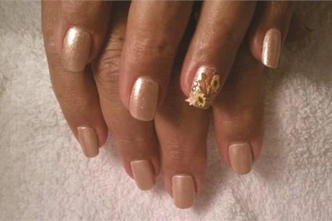 Nail Wraps Vs Polish Hession Hairdressing