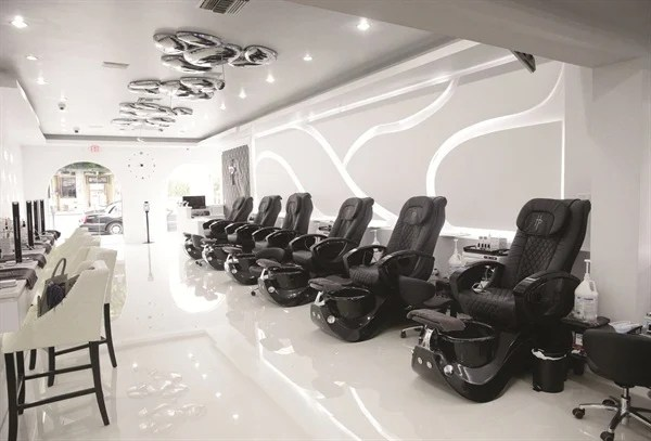 House Of Polish This Beverly Hills Salon Is Cutting Edge