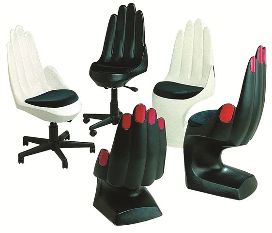 Euro Palm Chairs - Style - Nails Magazine
