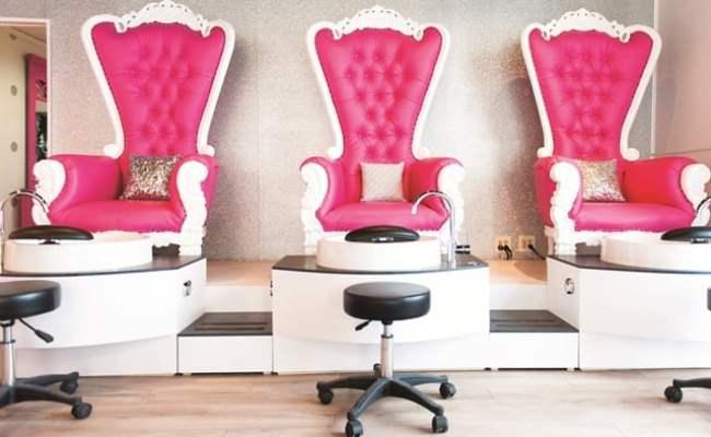 Salon Profile Sitting Pretty At Dallas Beauty Lounge Business Nails Magazine