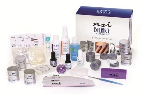 Balance Uv Gel Professional Kit Education Nails Magazine