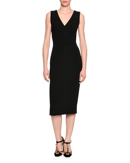 Dolce & Gabbana Classic Sleeveless V