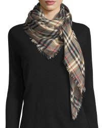 Burberry Scarves for Men & Women at Neiman Marcus