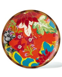 Tracy Porter 16-Piece Hand-Painted Dinnerware Service