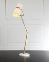 Arteriors Angled Floor Lamp | Neiman Marcus