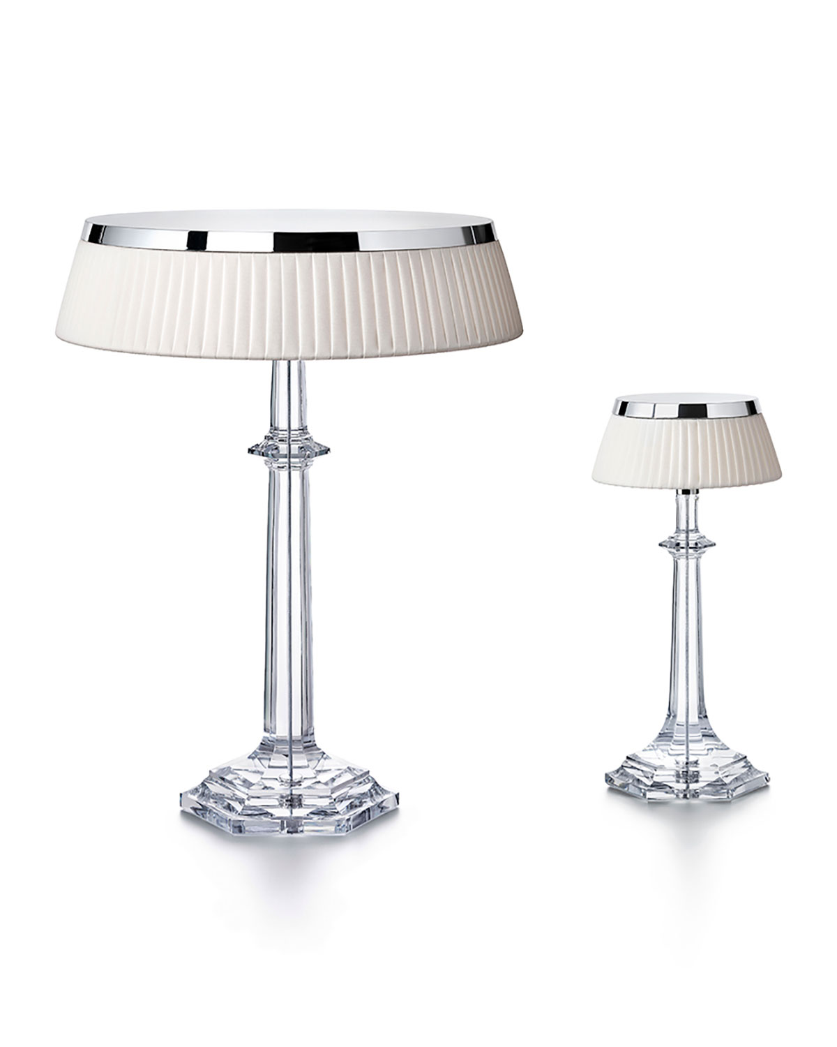Crystal Lamp Bon Jour Versailles Small Crystal Table Lamp