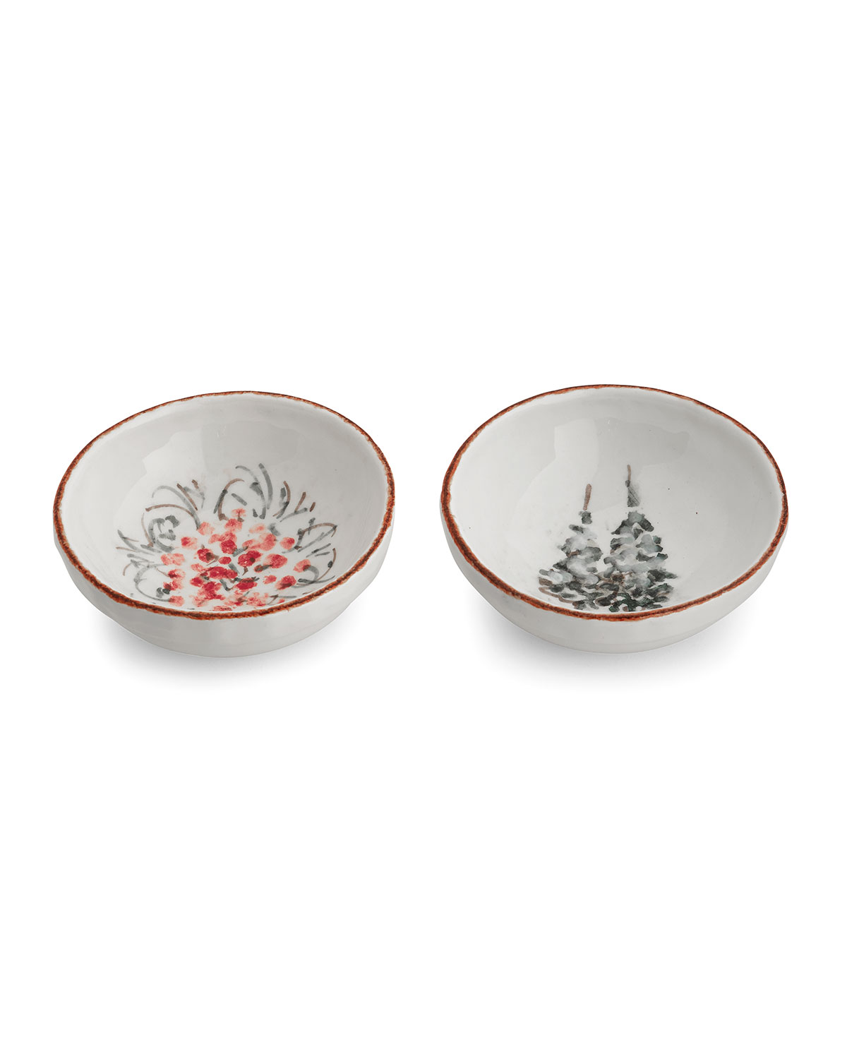 Arte Italica Customer Service Natale Small Dipping Bowl Set