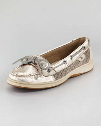 Sperry Top-Sider Angelfish Metallic Slip-On