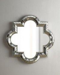 Quatrefoil Mirror | Neiman Marcus