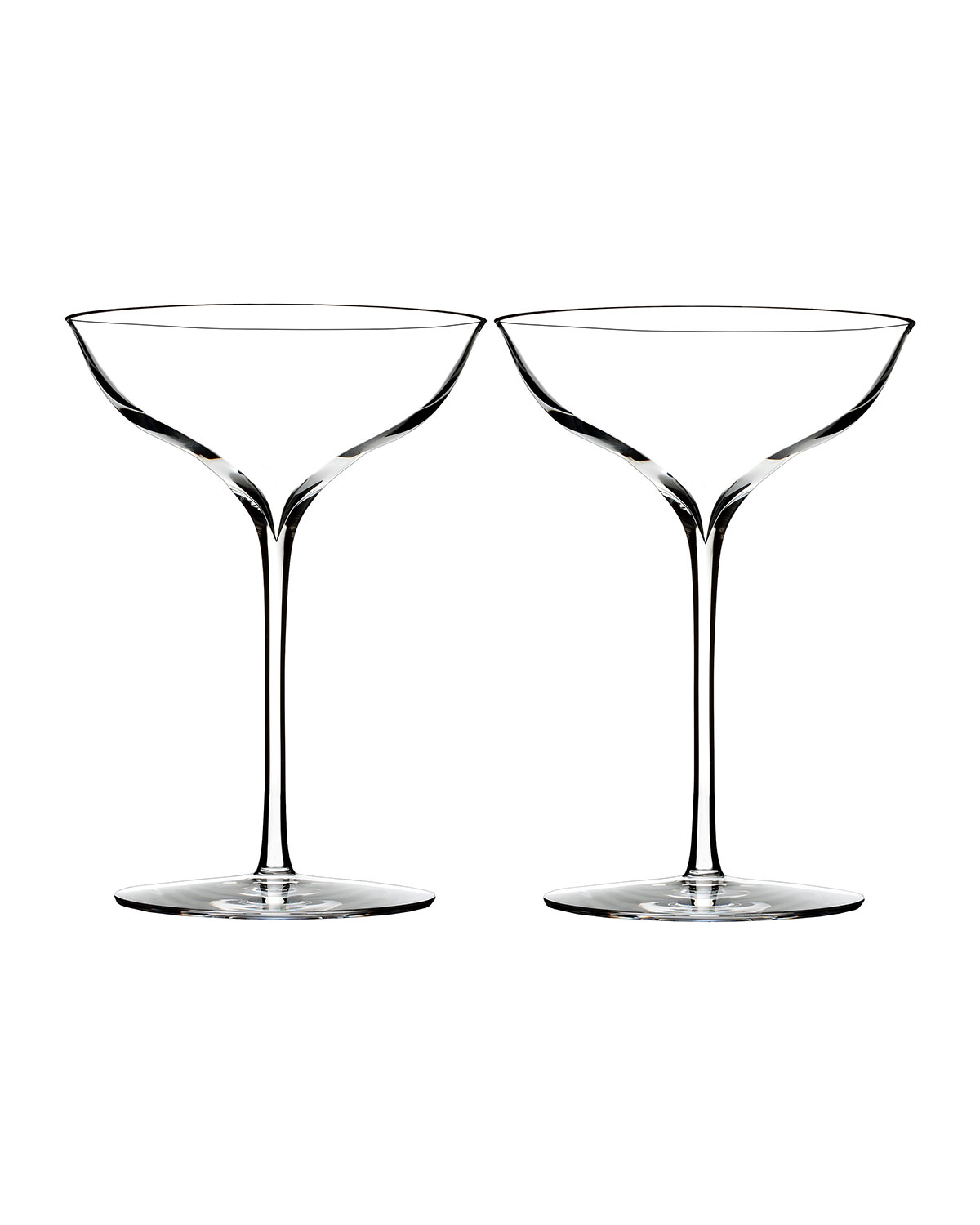 Champagne Coupe Elegance Champagne Coupe Set Of 2