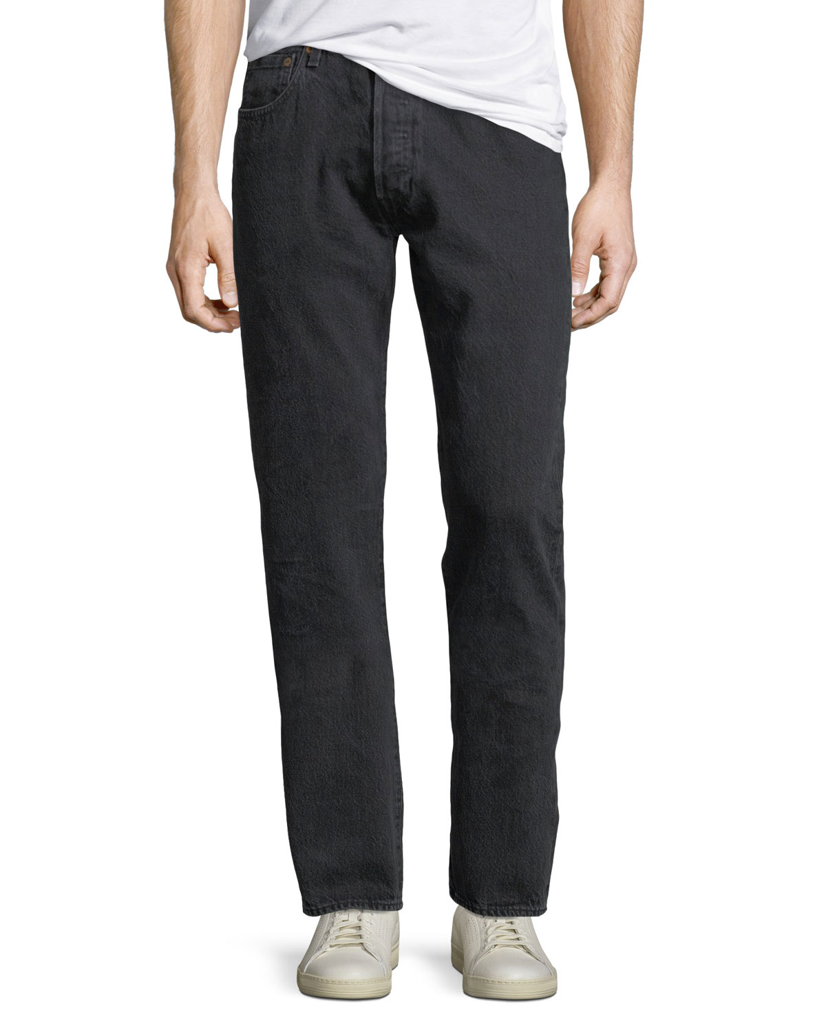 Levi Jeans 501 Men S Made Crafted 501 Original Fit Jeans