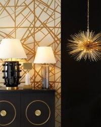 Kelly Wearstler Linden Black Table Lamp