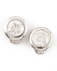Roberto Coin Diamond Stud Earrings