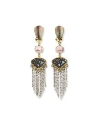 Alexis Bittar Tassel Chandelier Fringe Earrings | Neiman ...