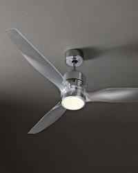 """Sonet 52"""" Acrylic Ceiling Fan   Neiman Marcus"""