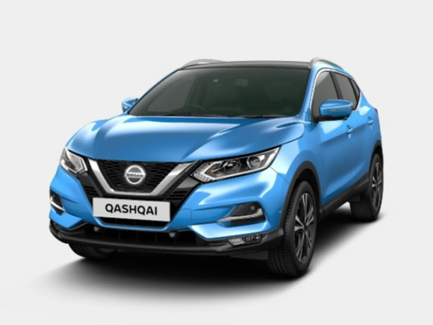 Nissan Qashqai Private Lease New Nissan Qashqai 1 3 Dig T 140 N Connecta Glass Roof Pack 5dr