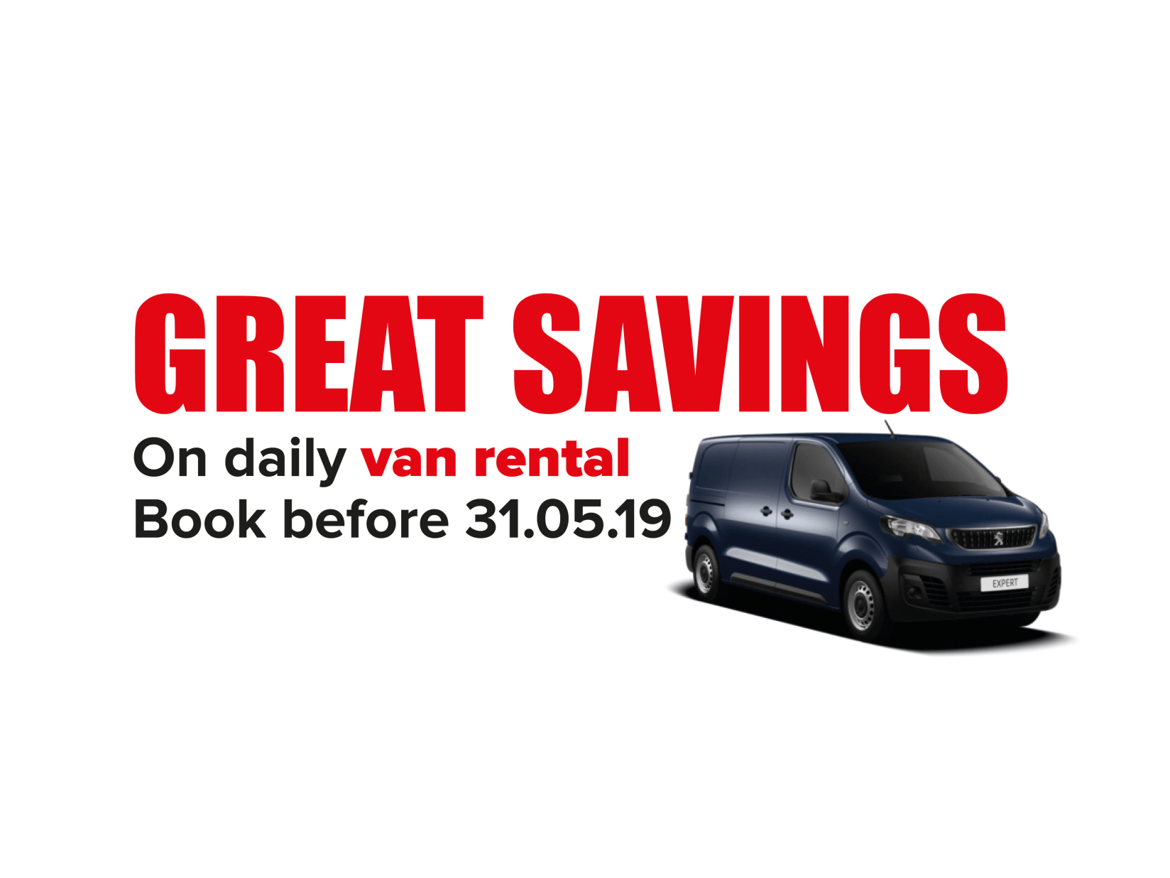 Storage Rental Perth Van Rental Dundee Perth Struans Peugeot