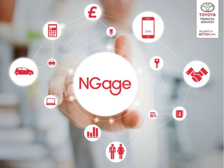 Toyota and Lexus Financial Services Launch New NGAGE System For