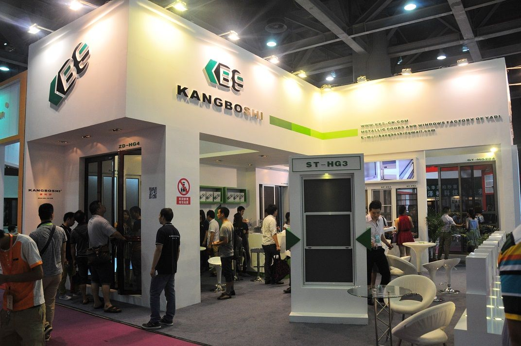 Sliding Door Shutters Guangzhou Shading & Window-door Exhibition 2018