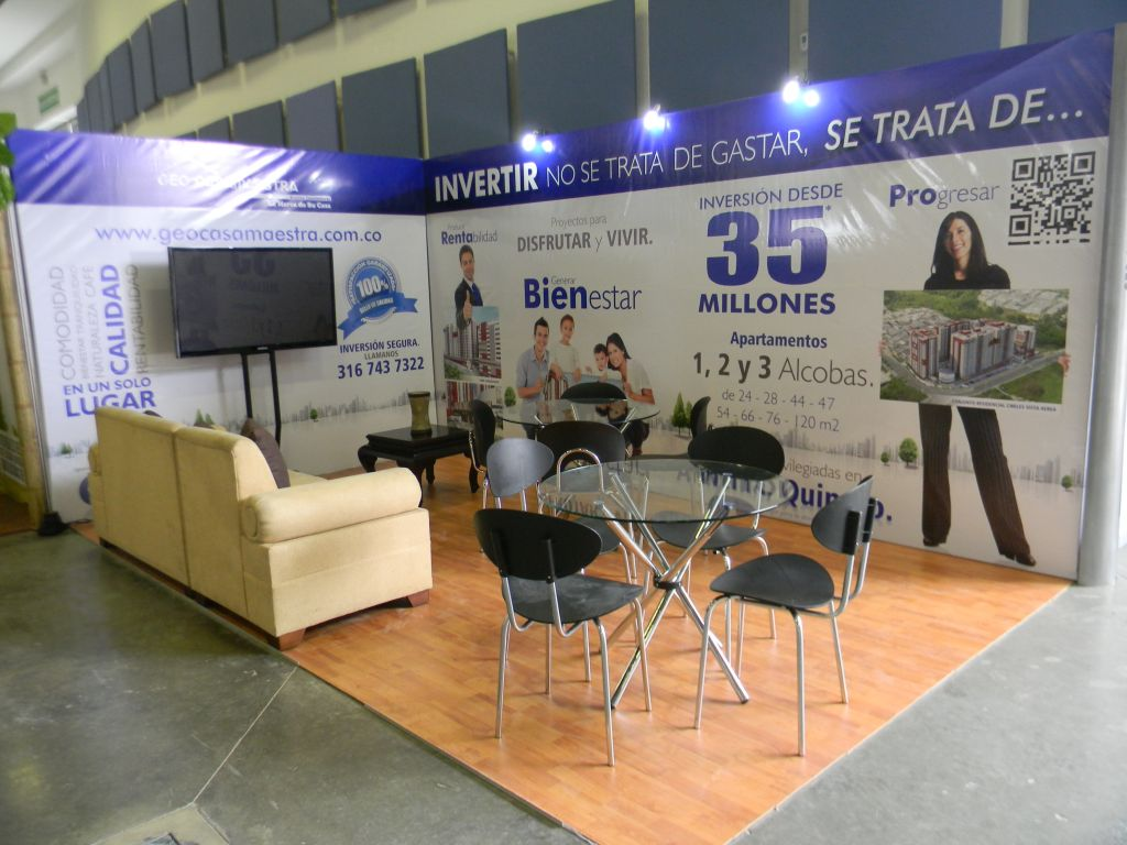 Salon Inmobiliario Gran Salón Inmobiliario Bogotá Is The Main Showcase For