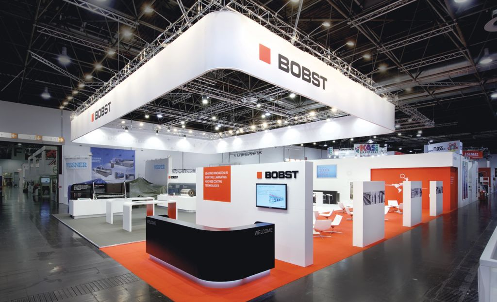 Exhibition Stands In Dusseldorf