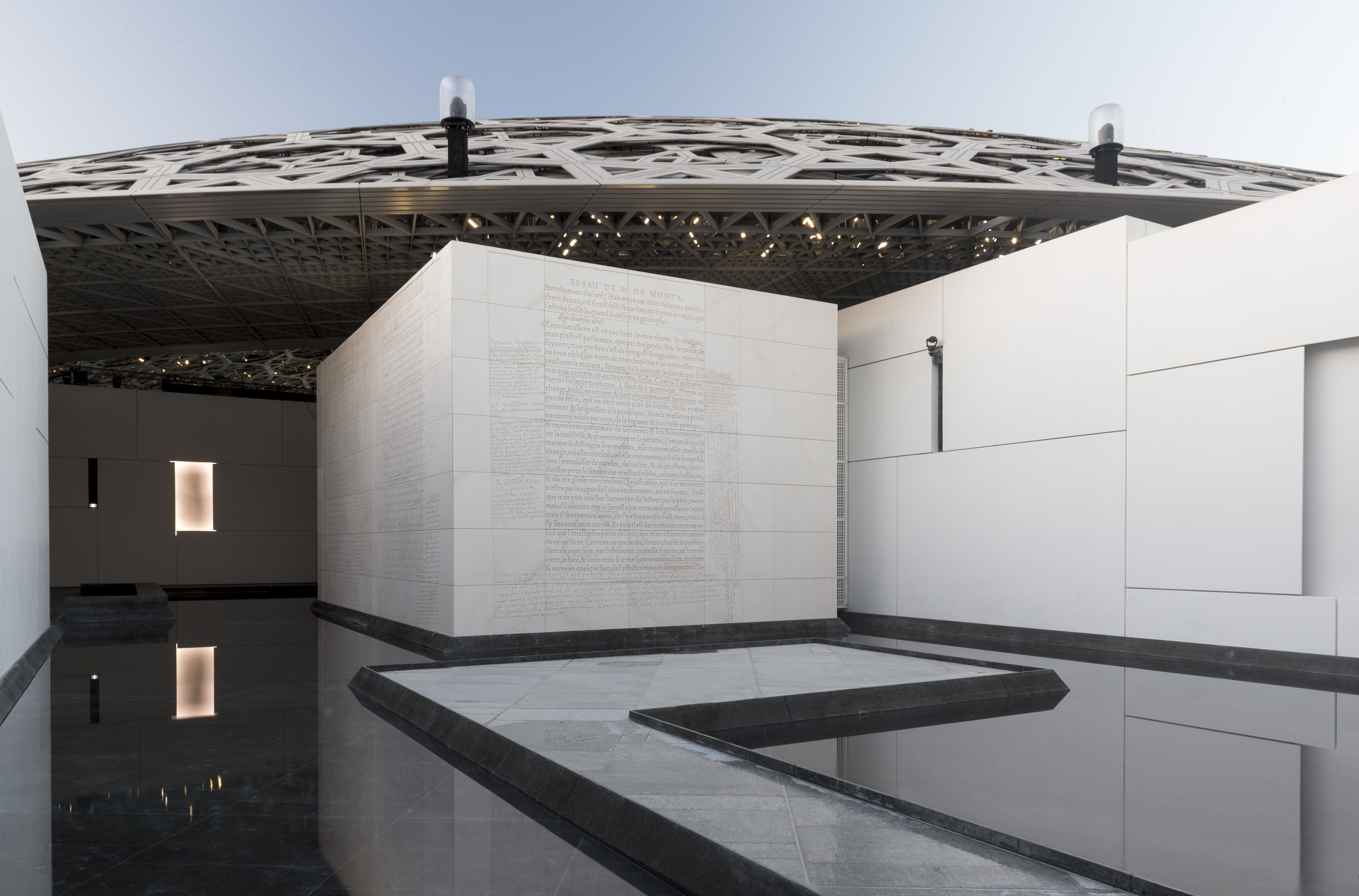 Gfk Pool Duisburg The Power Of The Louvre Abu Dhabi The New Republic