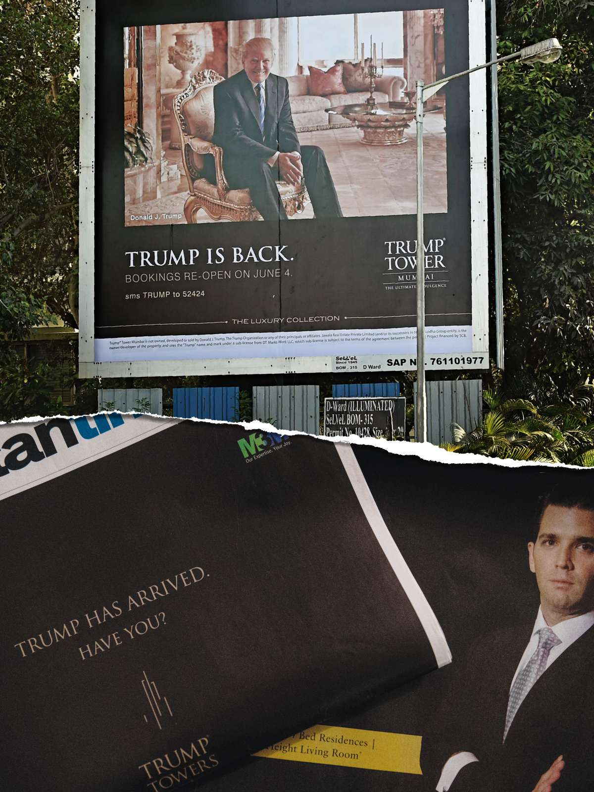 Ward Garten How Trump S Business Partnerships In India Are Undermining The