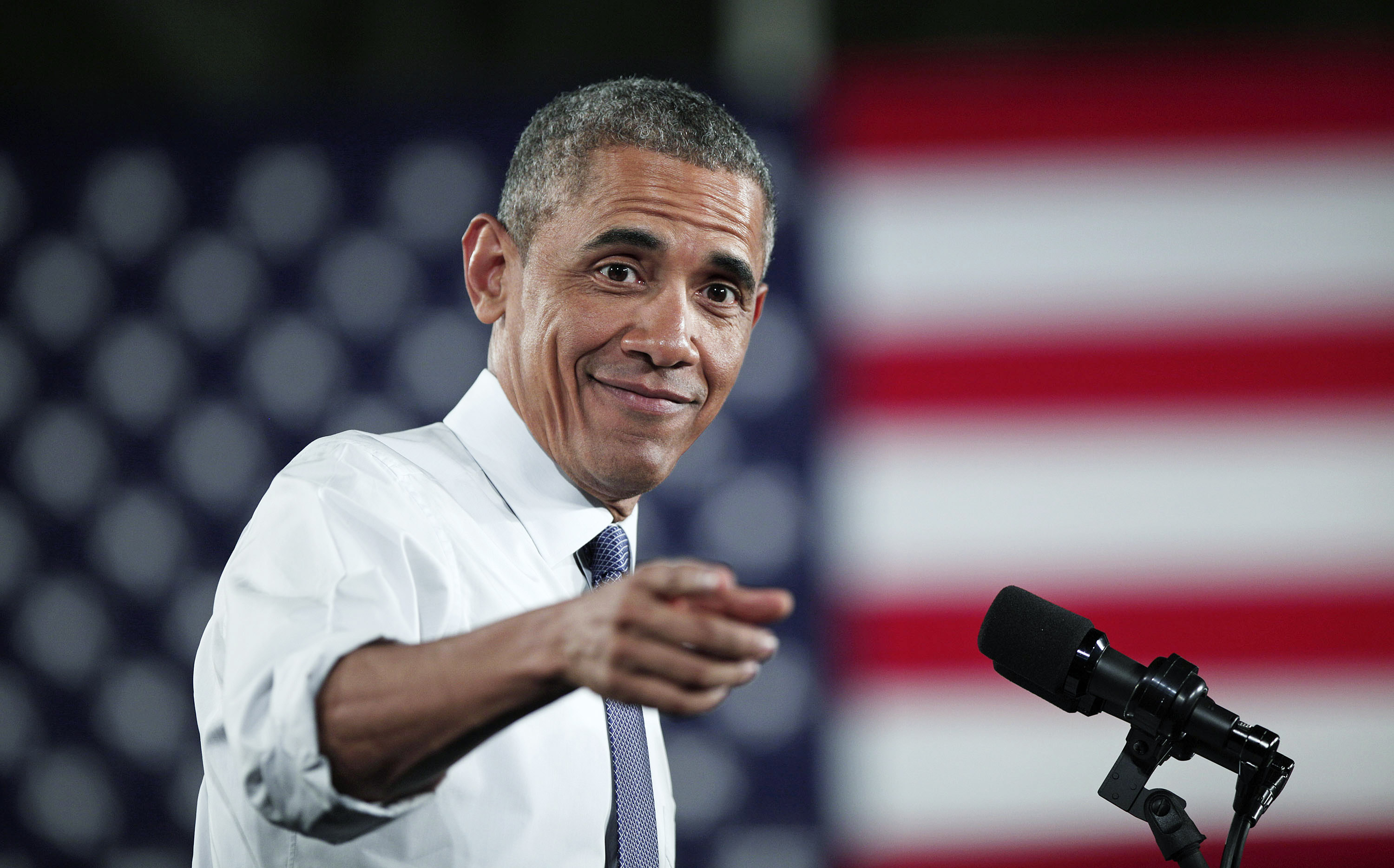 barack obama claims deficit has decreased by two 1