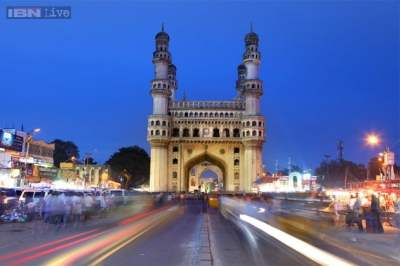 Hyderabad, tale of a city shared by two states - News18