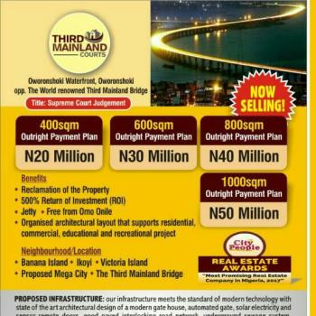 Property for Sale in Lagos - Beila Interiors - land for sale flyer