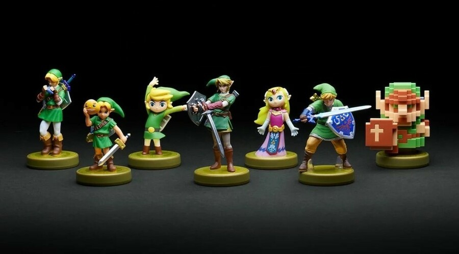 All The Legend Of Zelda Breath Of The Wild amiibo Unlocks - Guide