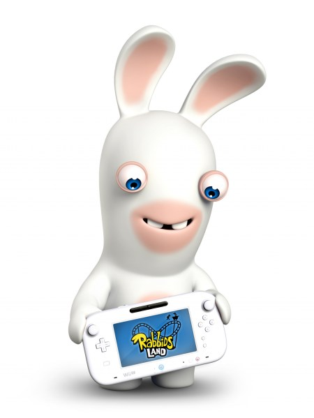 Wii Rabbids Land