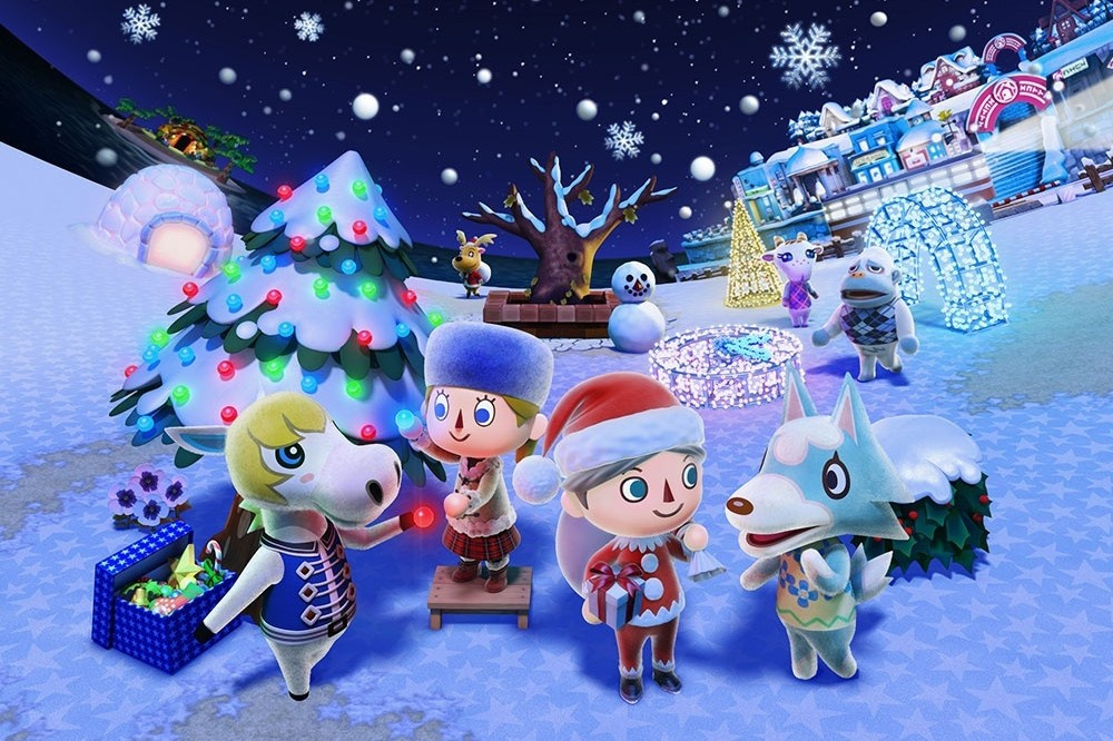 Animal Crossing New Leaf Wallpaper Qr Competition Winners The Twelve Days Of Animal Crossing