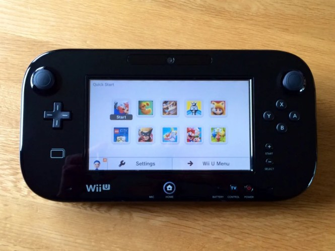 I keep on hearing strange sounds emitting from my Wii U 3
