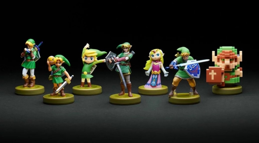 All The Legend Of Zelda Breath Of The Wild amiibo Unlocks - Guide