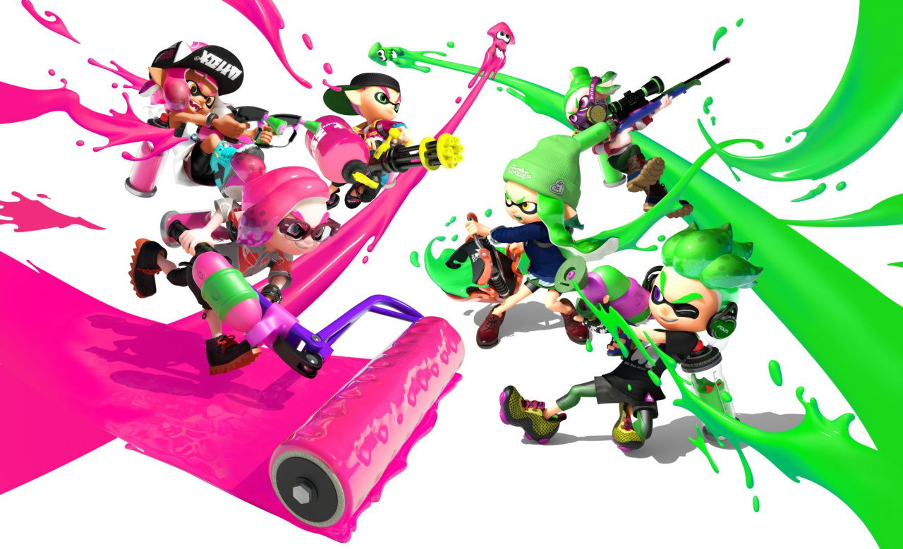 Girl Boss Wallpaper Hd Splatoon 2 Update 1 4 1 Is Now Live And Here S What S