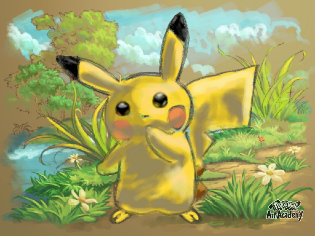 Pintura Natural Pokémon Art Academy (3ds) News, Reviews, Trailer & Screenshots