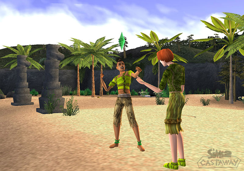 Sims 1 Collection The Sims 2 Castaway Wii News Reviews Trailer
